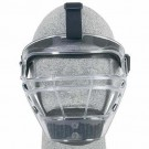 Medium Sports Safety Mask (Clear / Royal Blue) from Game Face®