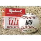 """7 1/2"""" Toss 'N Train TNT Small Training Baseballs From Markwort - (One Dozen)"""