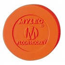 Mylec Hollow Floor Hockey Pucks - Set of 6 Pucks