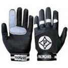 Palmgard Black Youth / Women's Protective Baseball Glove - (Worn on Left Hand)