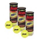 Penn Championship Yellow Extra Duty Tennis Balls - 3 Cans