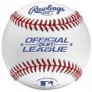 Official League Raised Seam Baseballs from Rawlings - One Dozen