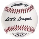 Little League Raised Seam Baseballs For Game Play from Rawlings - (One Dozen)