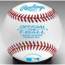 "9"" Official T-Ball Soft Core Baseball from Rawlings - (One Dozen)"
