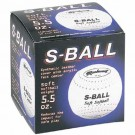 "11"" Soft and Light Softballs From Markwort - (One Dozen)"