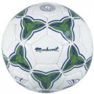 Synthetic Leather Soccer Ball (Size 5) from Markwort