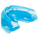 Youth Double Braces Strapless Mouthguard from Shock Doctor (Blue)