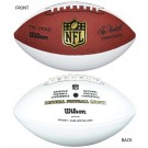 Wilson Official NFL Autograph Football with Three White Panels