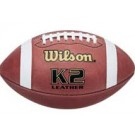 Wilson K2 Pee Wee Leather Football