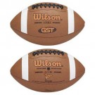 Wilson GST™ Composite Official Football