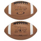 GST™ Composite TDJ Junior Football from Wilson