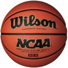 Wilson NCAA Replica Game Basketball (Size 7)