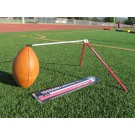 Wizard Kicking Stix® Football Holder / Kicking Tee (Red and White)