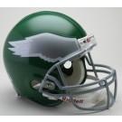 Philadelphia Eagles 1974 - 1995 Riddell Old Logo Pro Line Helmet