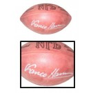 Franco Harris, Autographed Official Wilson Rozelle NFL Game Football by