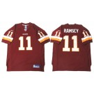 Patrick Ramsey Washington Redskins  Authentic Reebok NFL Football Jersey (Maroon)