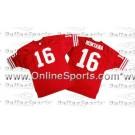 Joe Montana San Francisco 49ers Authentic Style Throwback Football Jersey