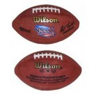 Super Bowl XXXVI Official Game Football by Wilson - New England Patriots vs. St. Louis... by