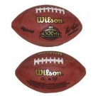 Super Bowl XXXVII Official Game Football by Wilson - Tampa Bay Buccaneers vs. Oakland Raiders