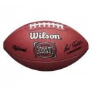 Super Bowl XXXVIII Official Game Football by Wilson - New England Patriots vs. Carolina... by