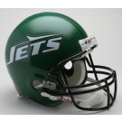 New York Jets (1990-1997) Riddell  NFL Authentic Old Logo Pro Line Full Size Throwback Football Helmet