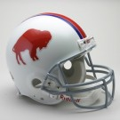 "Buffalo Bills (1965-1973) Riddell Full Size ""Old Style Throwback"" Football Helmet"