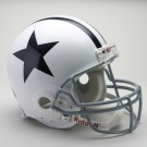 "Dallas Cowboys (1960-1963) Riddell Full Size ""Old Style Throwback"" Football Helmet"
