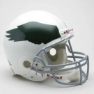 "Philadelphia Eagles (1969-1973) Riddell Full Size ""Old Style Throwback"" Authentic Football Helmet"