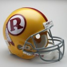 "Washington Redskins (1970-1971) Riddell Full Size ""Old Style Throwback"" Football Helmet"