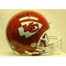 Marcus Allen, Kansas City Chiefs Official Riddell Pro Line Autographed Authentic Full Size... by