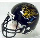 Mark Brunell, Jacksonville Jaguars Autographed Riddell Authentic Mini Football Helmet