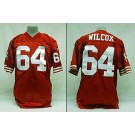 Dave Wilcox, San Francisco 49ers  Authentic NFL Throwback Football Jersey