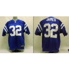 Edgerrin James Indianapolis Colts Authentic Puma Football Jersey