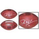 Deion Sanders Autographed Official Wilson Super Bowl XXIX Game Football by