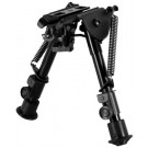 Compact Precision Grade Bipod with 3 Adapters