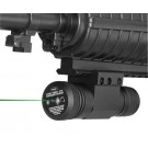 Green Laser with Weaver Base and Pressure Switch