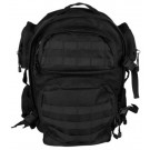 Black Tactical Back Pack