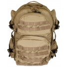 Tan Tactical Back Pack