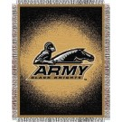 "Army Black Knights ""Focus"" 48"" x 60"" Throw Blanket"