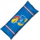 "Kansas Jayhawks 19"" x 54"" Body Pillow"