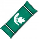 """Michigan State Spartans 19"""" x 54"""" Body Pillow"""