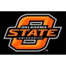 "Oklahoma State Cowboys NCAA Licensed 39"" x 59"" Rug"