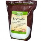 NOW Real Food™ Erythritol Natural Sweetener - 2.5 lb. Bag