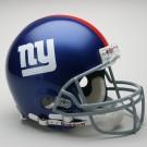 New York Giants NFL Riddell Authentic Pro Line Full Size Football Helmet  by