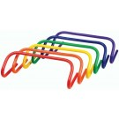 "6"" Colored Speed Hurdles (Set of 6)"