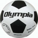 Rubber Soccer Balls (Size 3) - Set of 2