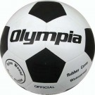 Rubber Soccer Balls (Size 4) - Set of 2