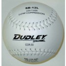 Dudley (SB12LND) Slow Pitch Softball (Set of 5)