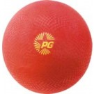 "6"" Red Olympia Playground Balls - Set of 6"