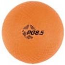 "8.5"" Orange Olympia Playground Balls - Set of 6"